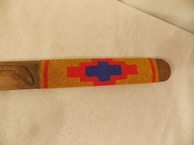 PLAINS INDIAN TRIBAL COUNCIL PIPE