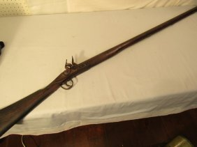 OLD COPY BROWN BESS FIRST MODEL MUSKET