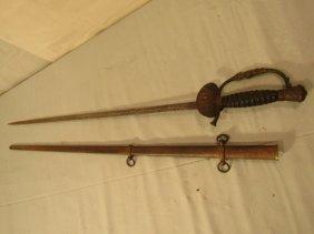 HIBERNIAN AOH FRATERNAL SWORD