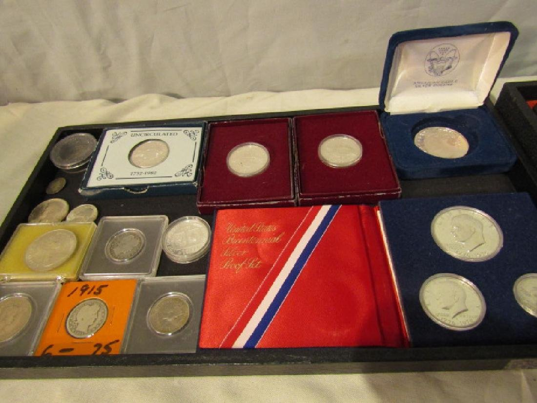 LOT ASSORTED COINS