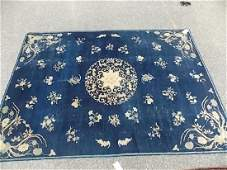 ART DECO CHINESE ROOM SIZE RUG