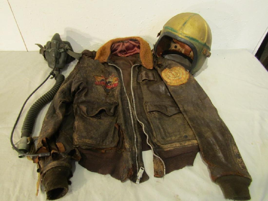 USAF KOREAN WAR PILOT CAPT. HINCKLEY
