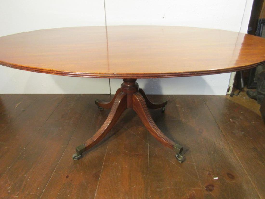 ANTIQUE DUNCAN PHYFE DINE TABLE