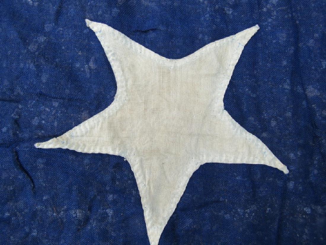 CIVIL WAR GARRISON FLAG 36 STARS - 2