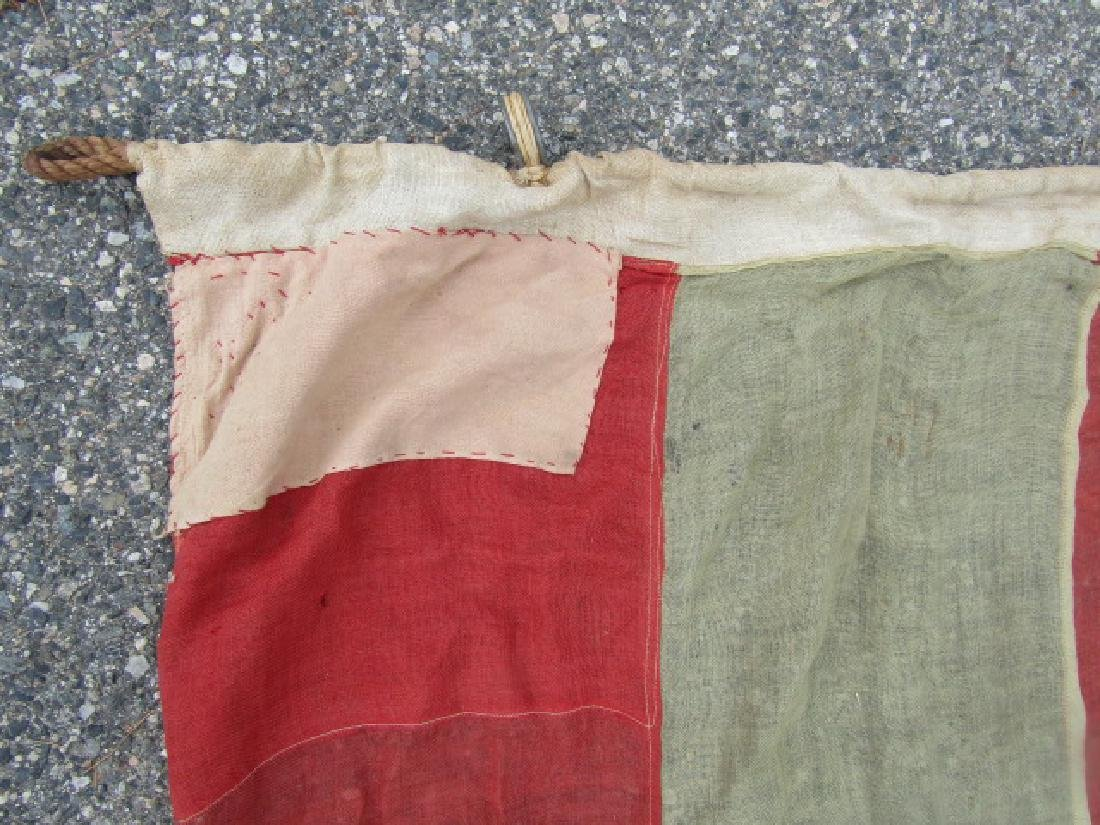 CIVIL WAR GARRISON FLAG 36 STARS - 3