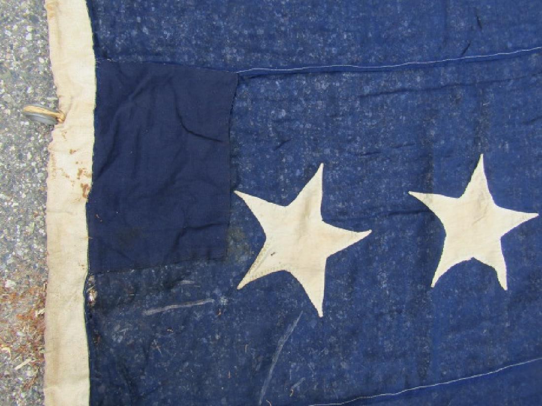 CIVIL WAR GARRISON FLAG 36 STARS - 4