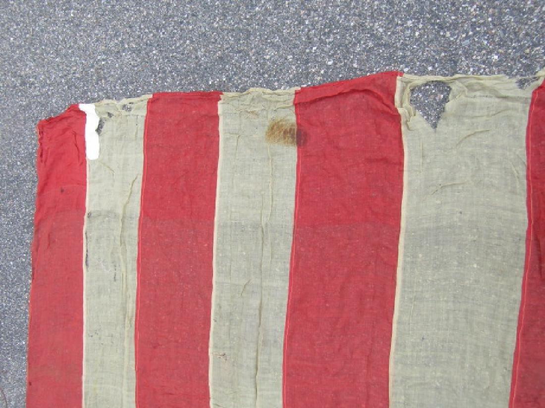 CIVIL WAR GARRISON FLAG 36 STARS - 5