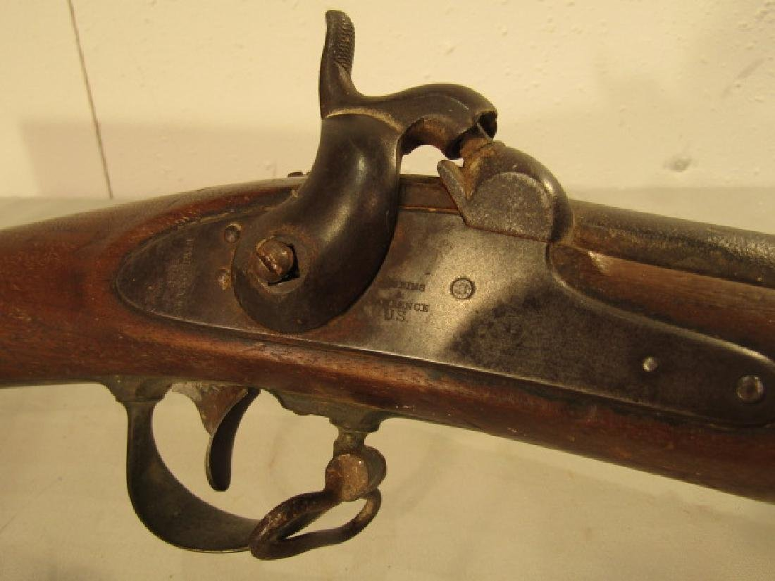 ROBBINS & LAWRENCE CIVIL WAR RIFLE - 2