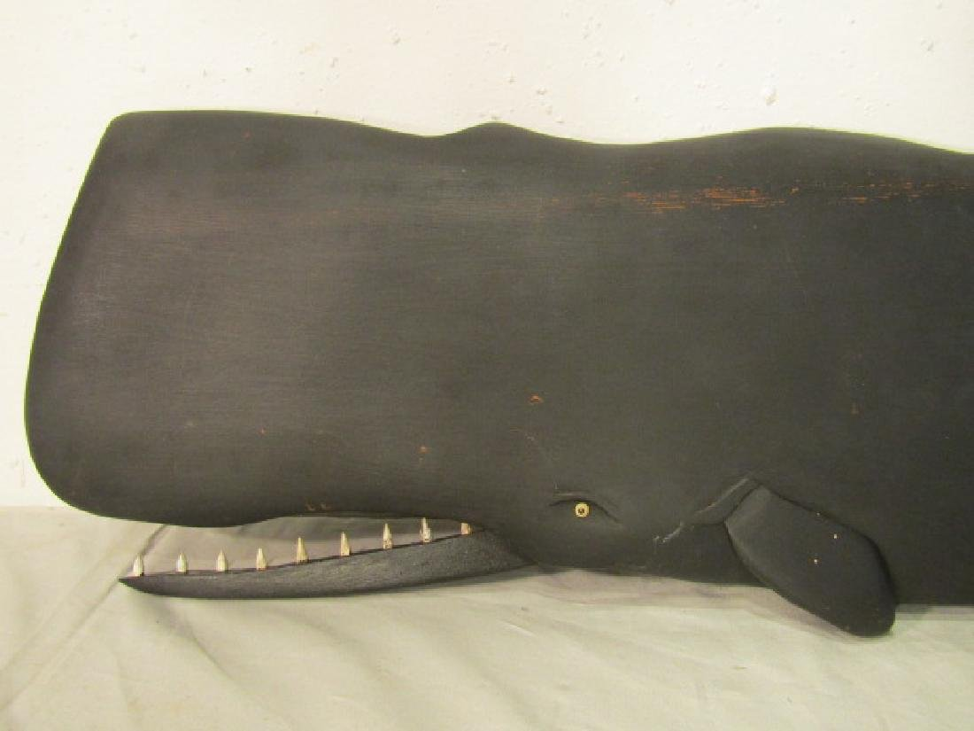 35 IN SPERM WHALE PLAQUE - 2