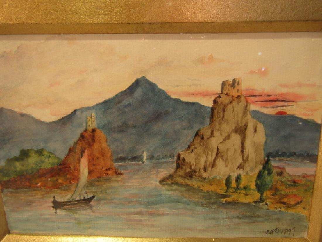 EDWARD BANNISTER PAINTING - 2