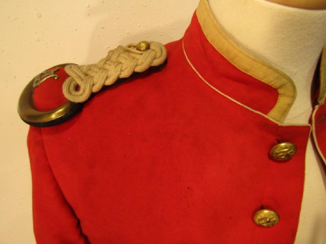 ANTIQUE MILITARY BAND UNIFORM - 2