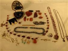 LARGE LOT OF MIXED JEWELRY