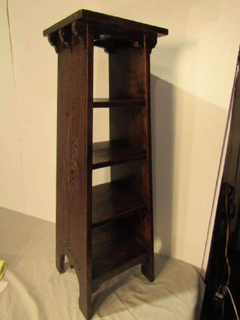 GUSTAVE STICKLEY TREE OF LIFE BOOK SHELF