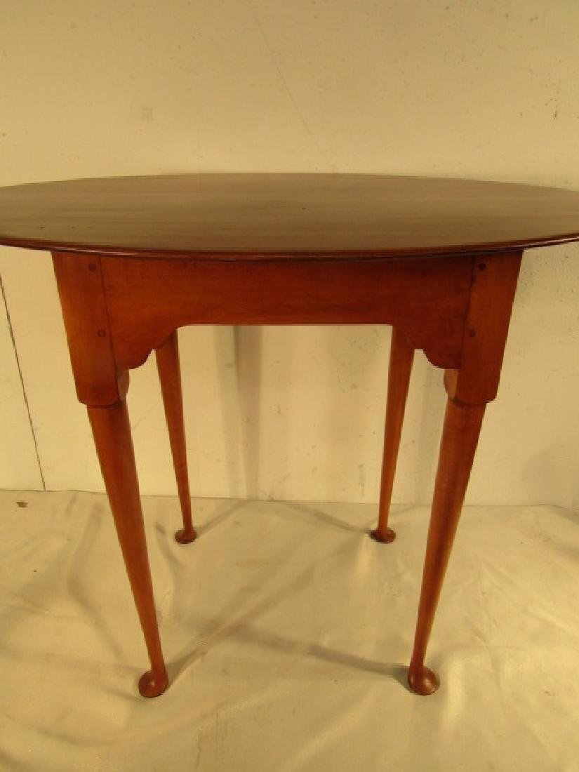 ELDRED WHEELER TEA TABLE