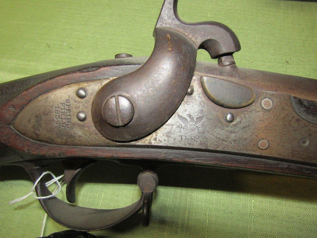 1839 SPRINGFIELD MUSKET - 3