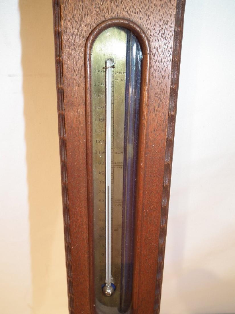1857 MERRICK BAROMETER - 4