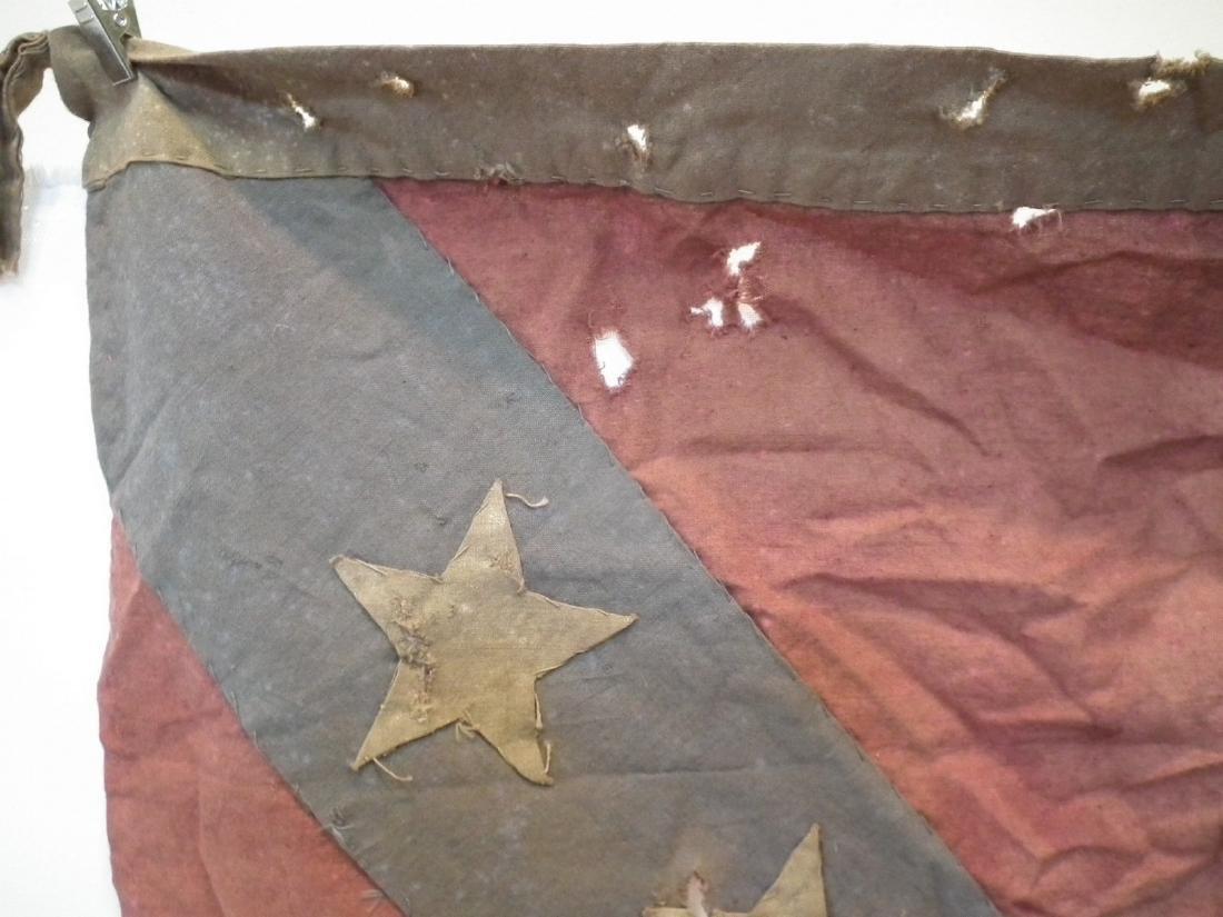CONFEDERATE REUNION FLAG - 2