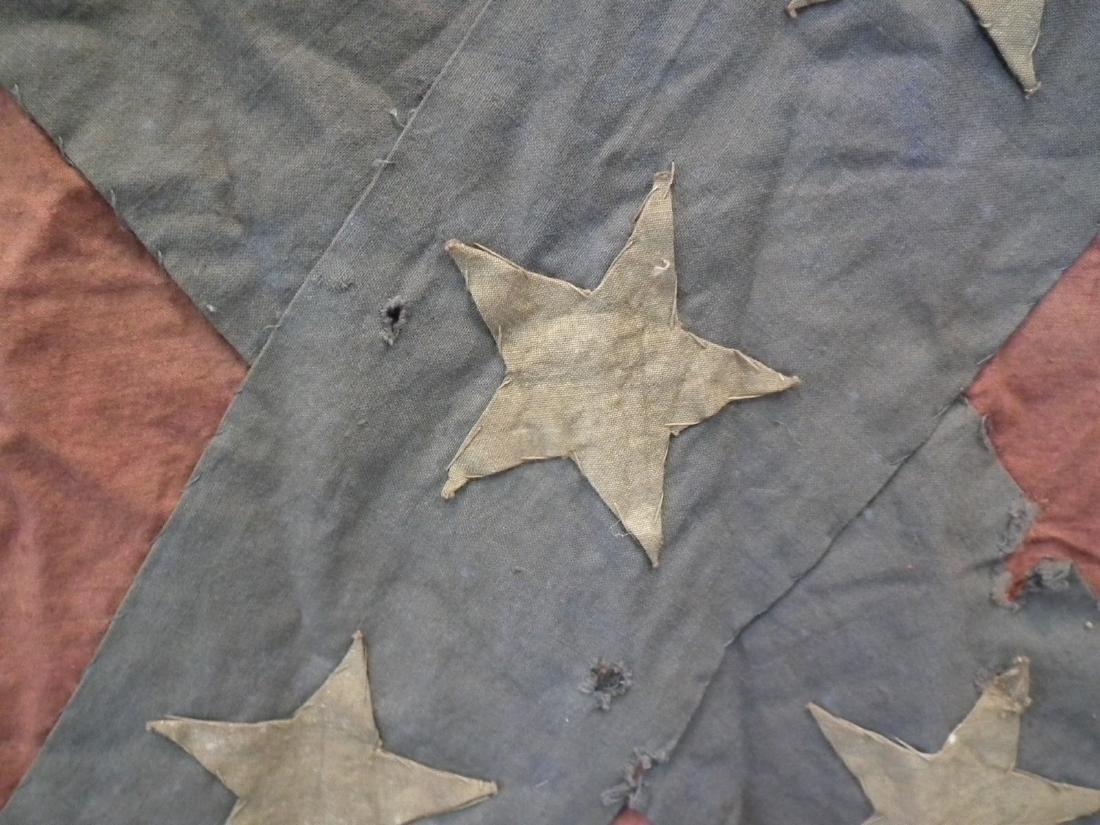 CONFEDERATE REUNION FLAG - 3