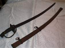 ORIGINAL CONFEDERATE CAVALRY SWORD