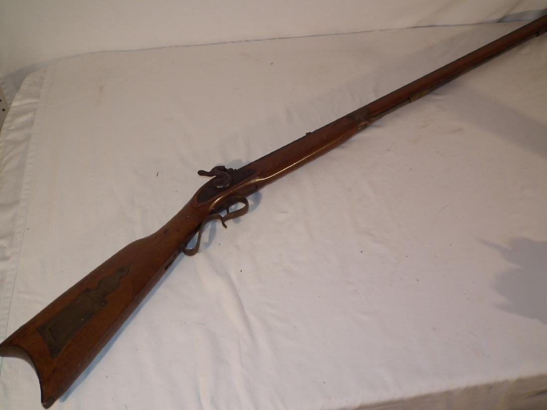 OLD PERCUSSION TARGET RIFLE