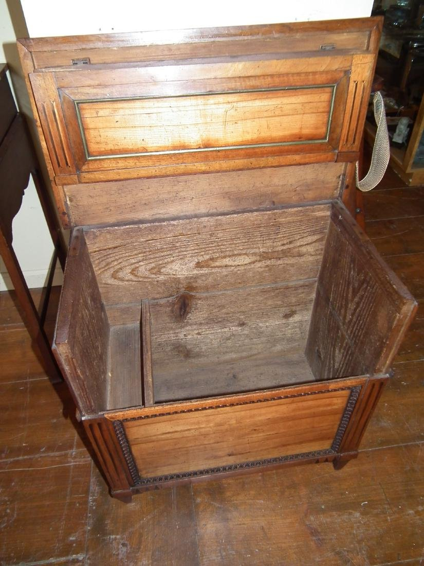 FRENCH COMMODE CHEST - 2