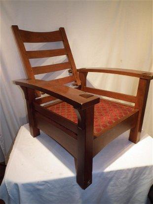 Stickley Morris Chair Ottoman