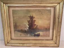CH GIFFORD PAINTING