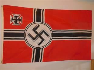 NAZI KRIEGSMARINE FLAG