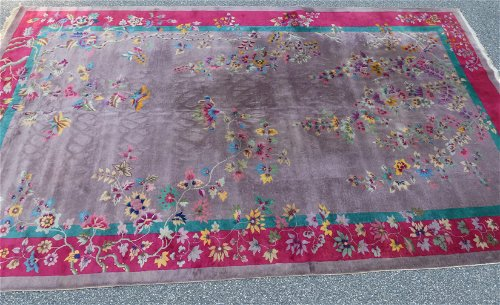 Chinese Rugs & Carpets