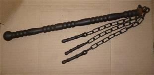 STEEL HUNTER / WEAPON USED IN WAR 3 CHAIN