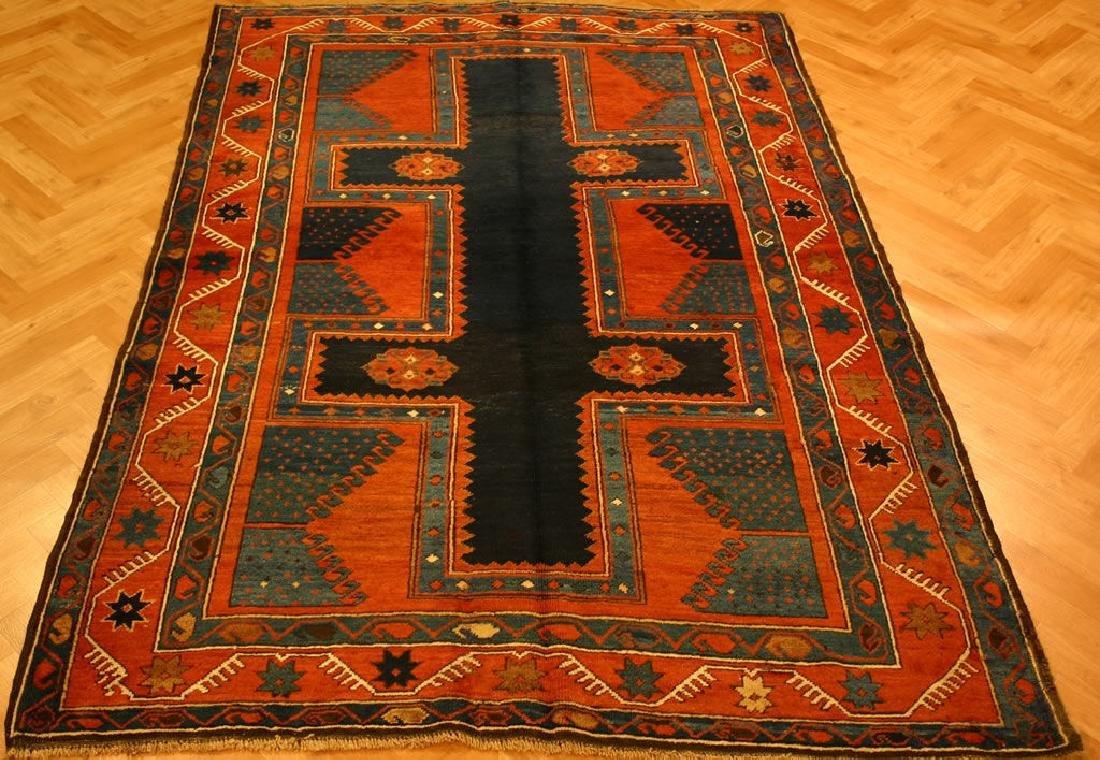 Antique Kazak/Russian  Rug