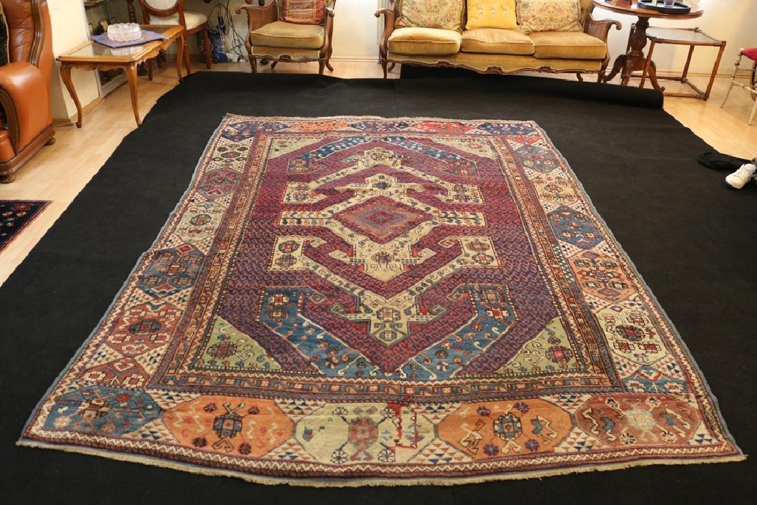 Antique Karakecili Ottoman Carpet