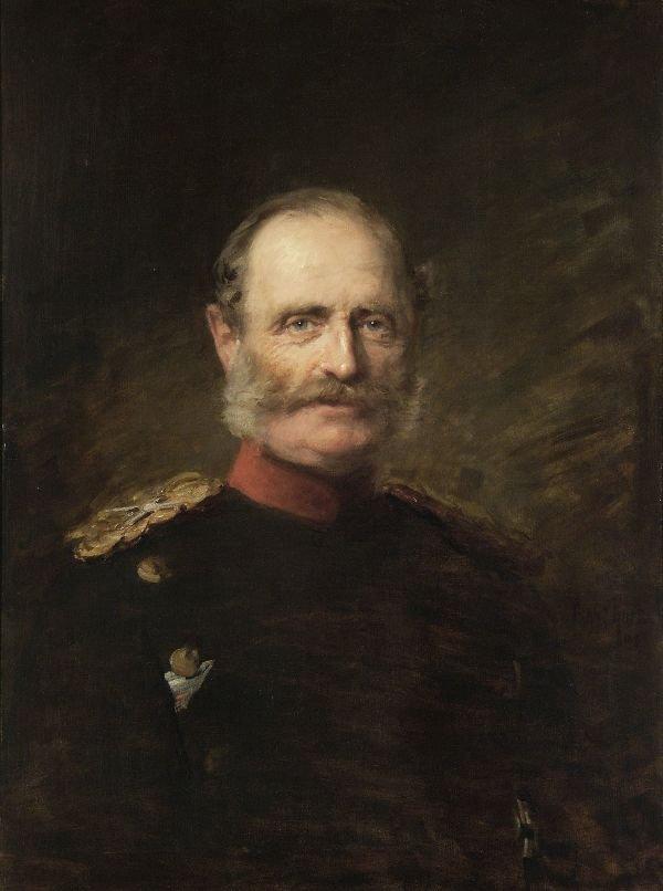 """4: Franz Kops """"Royal highness prince Georg, Duke of"""
