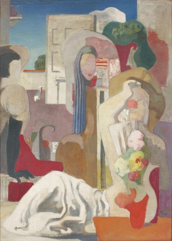 "50: Karl Kunz ""Siesta"". 1935."