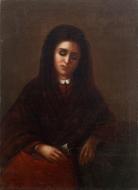 Pavel Andreevic Fedotov (zugeschr.), Die Schwester des