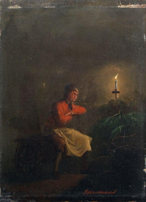Wilhelmus Jacobus Kerremans, Kellermeister bei Kerzensc