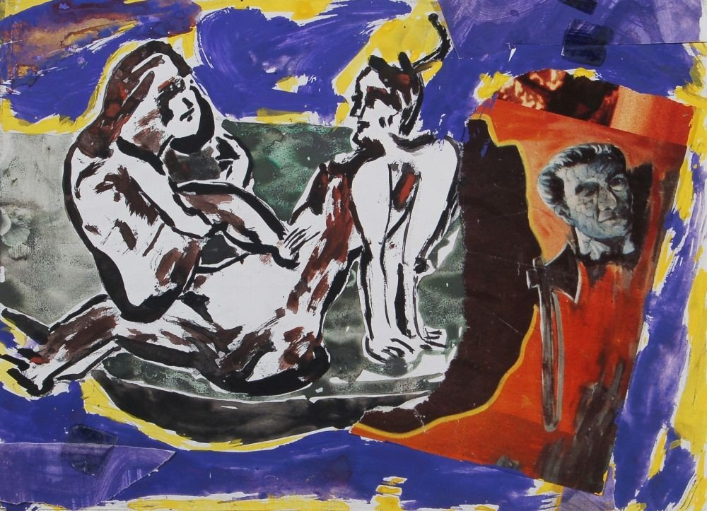 "400: Hans Peter Adamski ""Manila"". 1981."