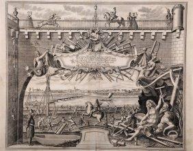 Christian Friedrich Boethius, Bau Der Augustusbr�c