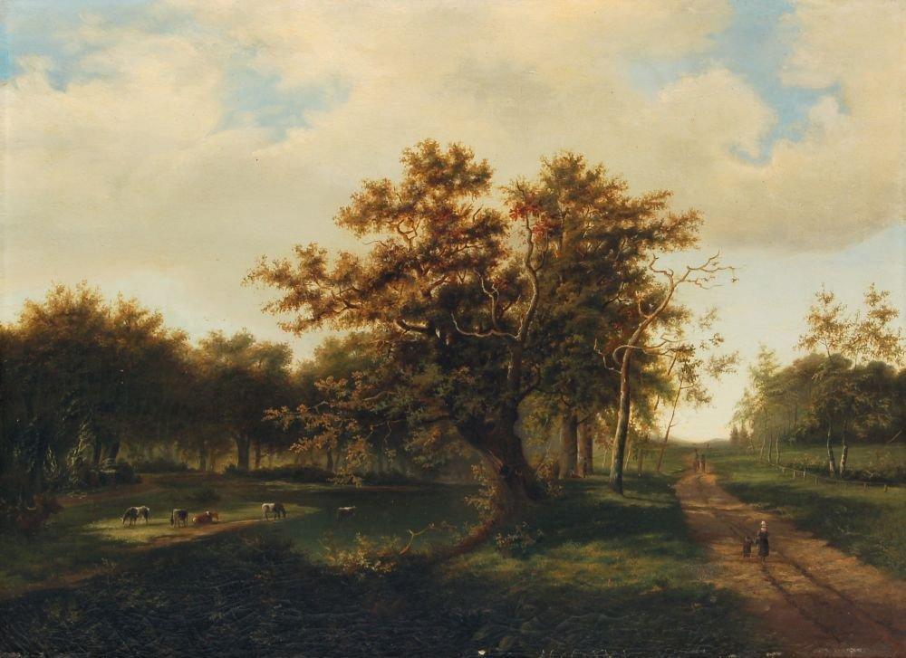 17: Johann Christian Klengel (Schule), Abschied am Eich