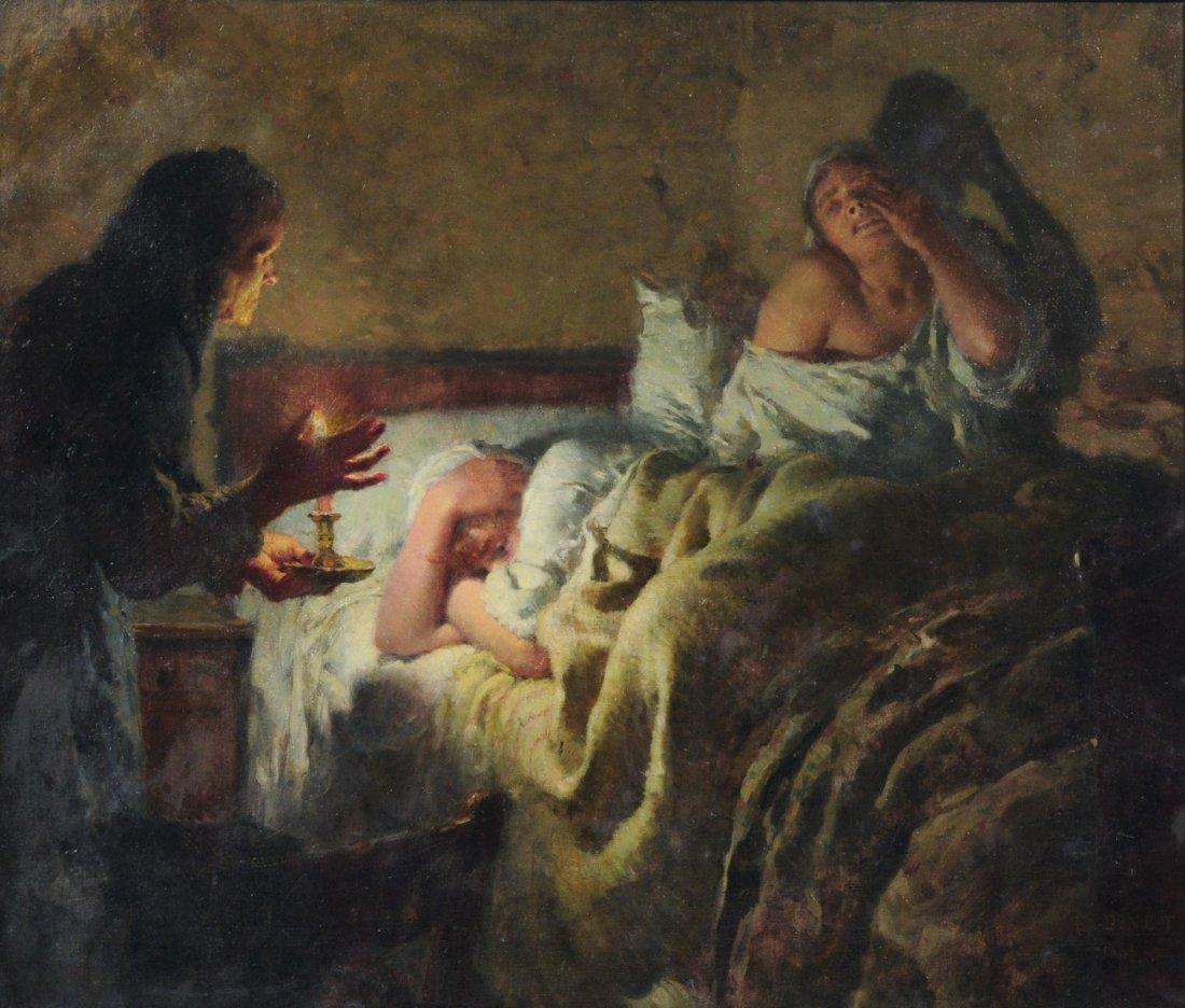 tienne Alphonse Dinet Étienne Alphone Dinet, Reveille