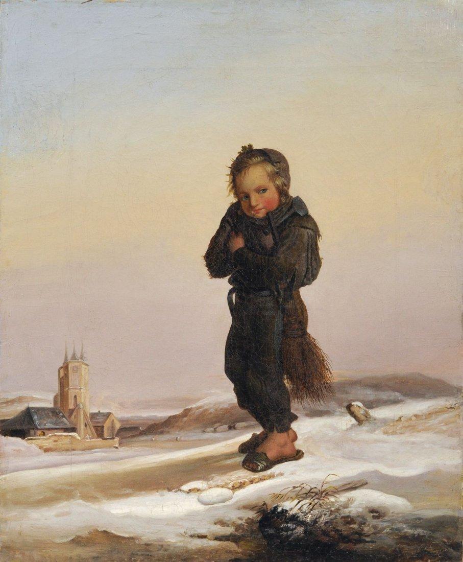 Friedrich Moritz Wendler (zugeschr.), Der kleine