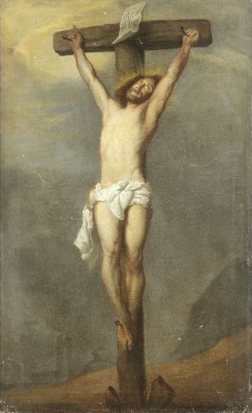 "4: Philipp Veith ""Crucifixion"". No date."