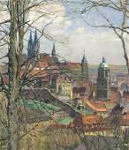 """37: Edmund Körner """"Meißen"""". 1928."""