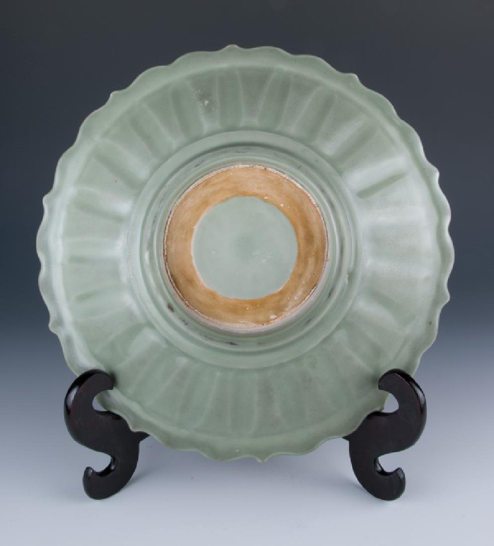 A Large Longquan Plate - 2