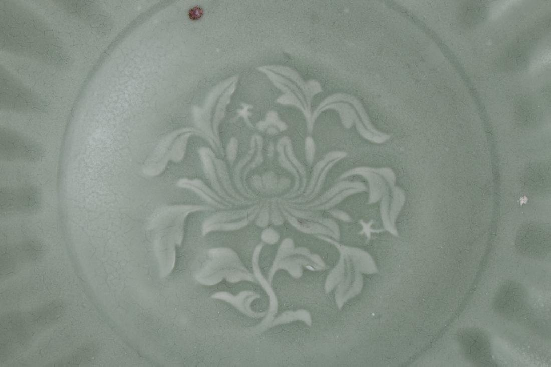 A Large Longquan Plate - 5
