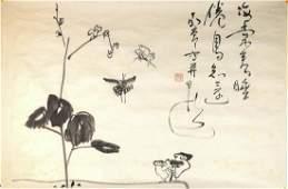 DING YANYONG19021978 BIRDS AND BUTTERFLIES