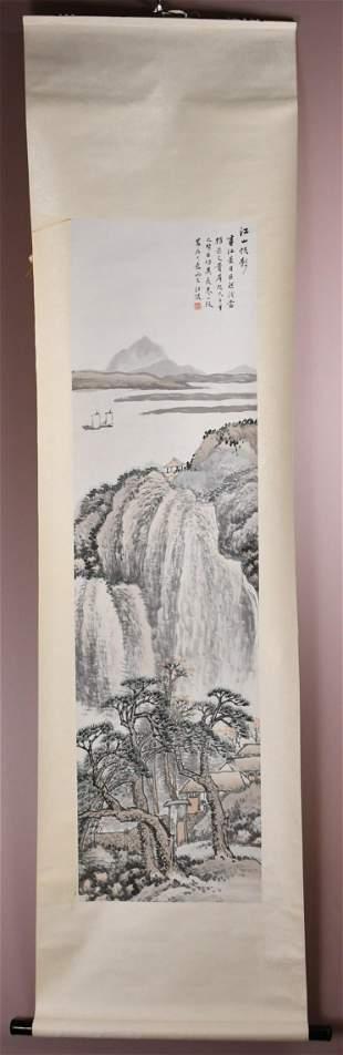 Wang Kun(1877-1946) Landscape