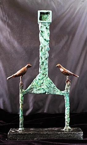 Bronze Sculpture - Diego
