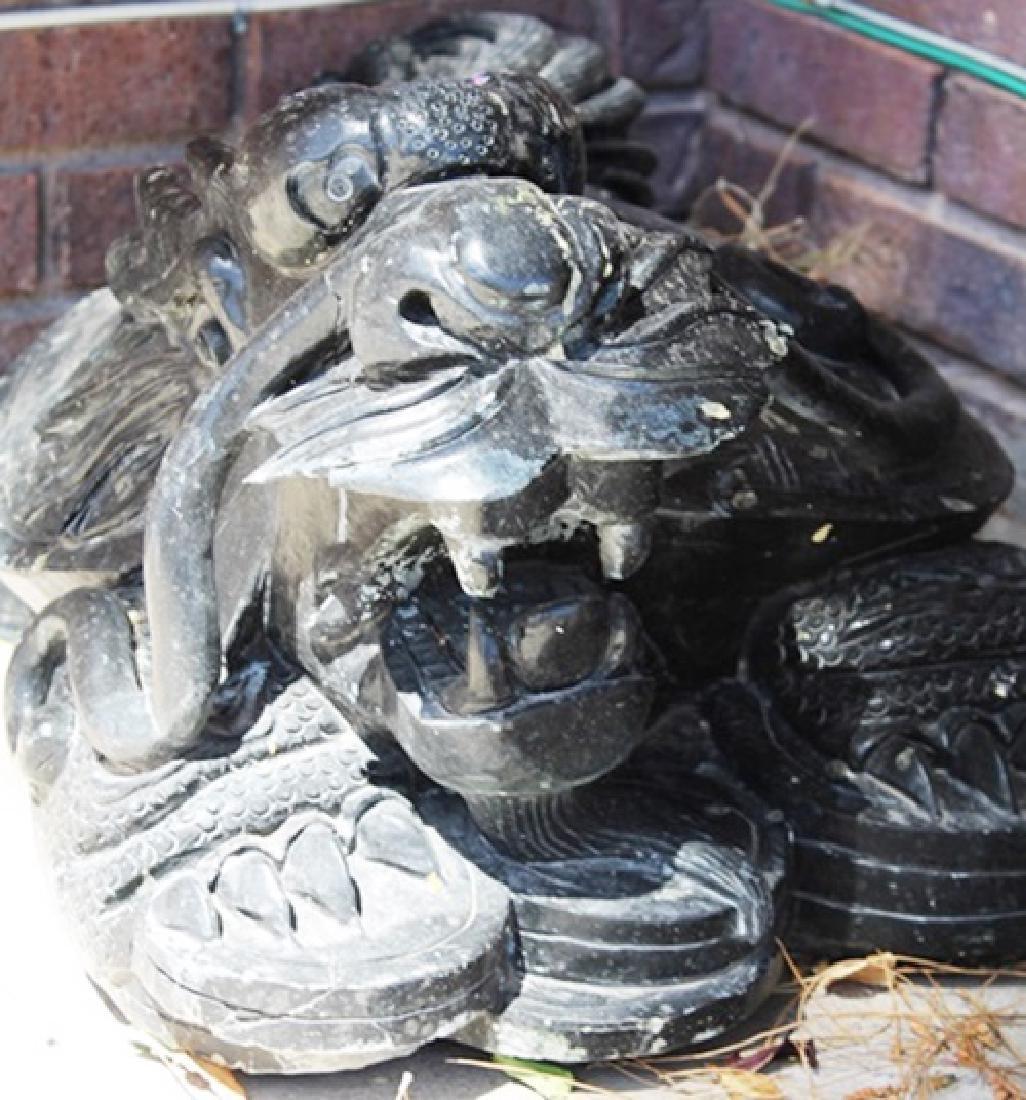 Siberian Jade Statue