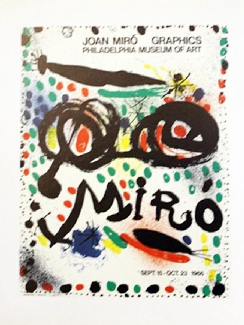 Miro - Lithograph